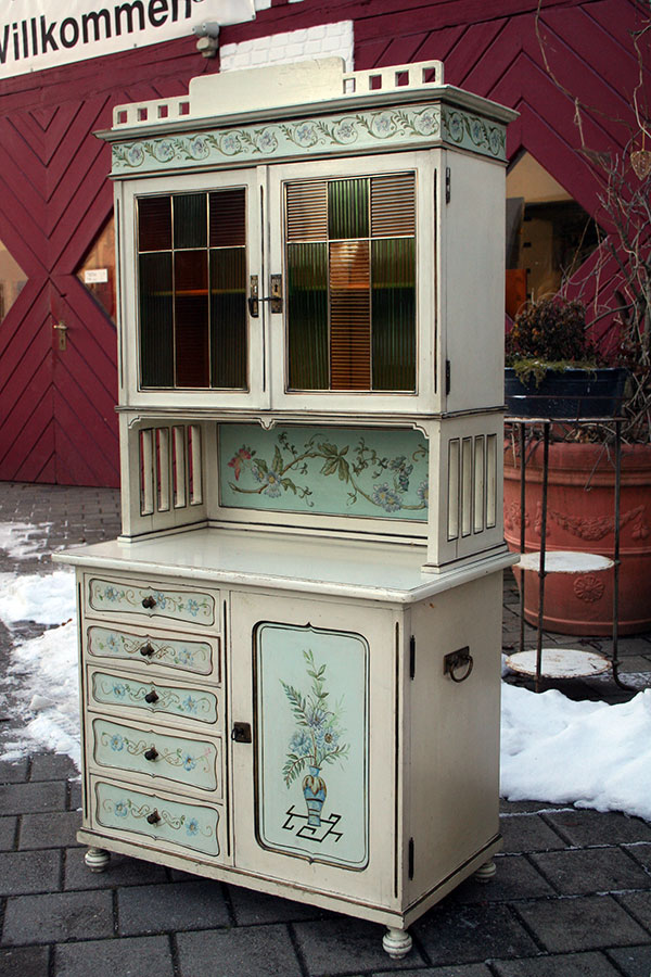 jugendstil kinderbuffet antike biedermeier m bel britsch. Black Bedroom Furniture Sets. Home Design Ideas