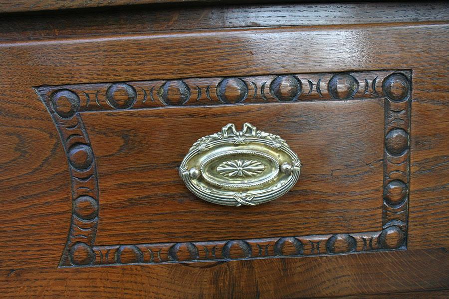 Antike Kommode -  antike Biedermeier Möbel Britsch
