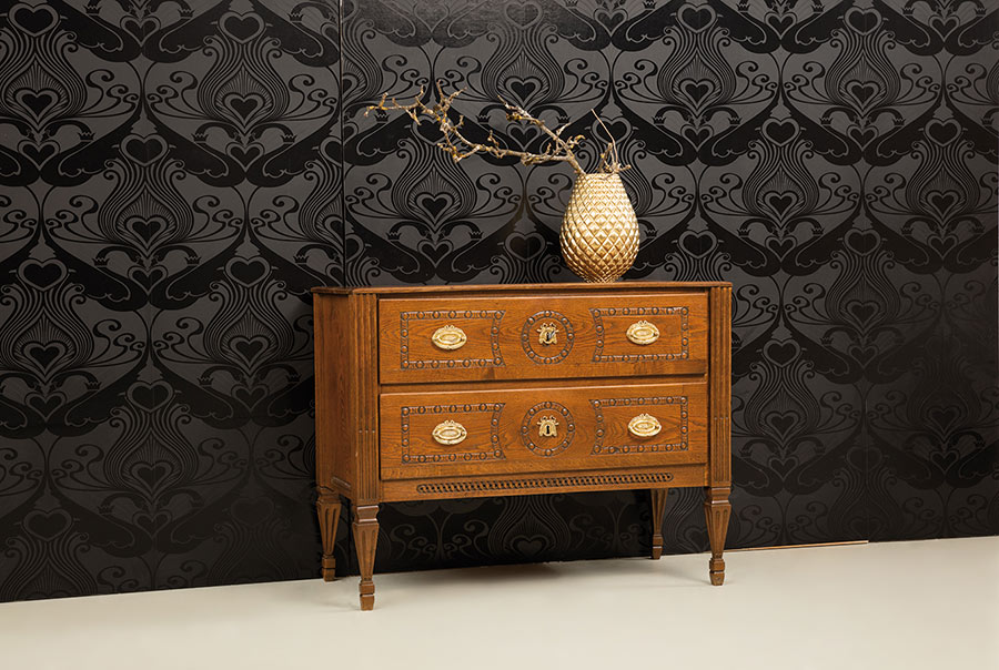 antike kommode antike biedermeier m bel britsch. Black Bedroom Furniture Sets. Home Design Ideas