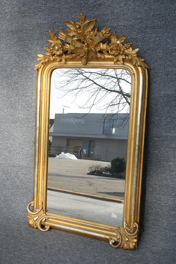 antiker spiegel antike biedermeier m bel britsch. Black Bedroom Furniture Sets. Home Design Ideas