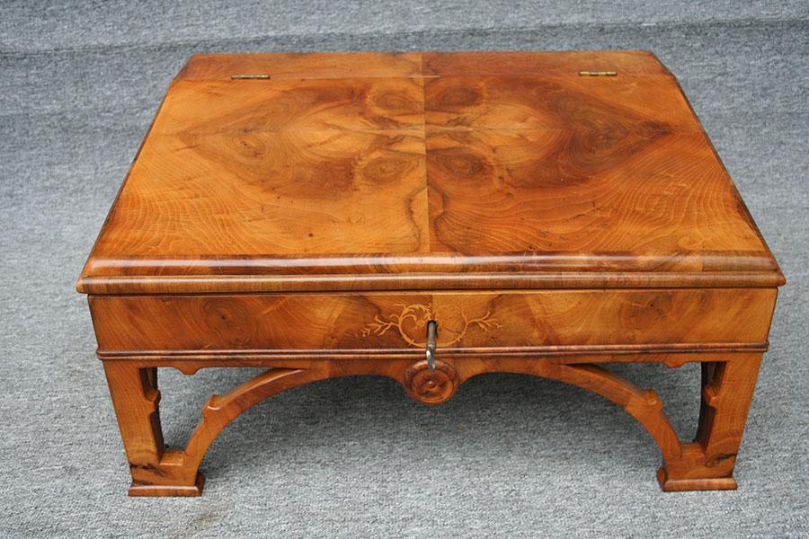 antikes schreibpult biedermeier antike biedermeier. Black Bedroom Furniture Sets. Home Design Ideas