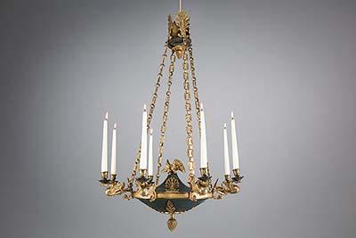 antike biedermeierlampen antike biedermeier m bel britsch. Black Bedroom Furniture Sets. Home Design Ideas