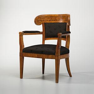 stilkunde biedermeier ca 1820 1848 antike. Black Bedroom Furniture Sets. Home Design Ideas