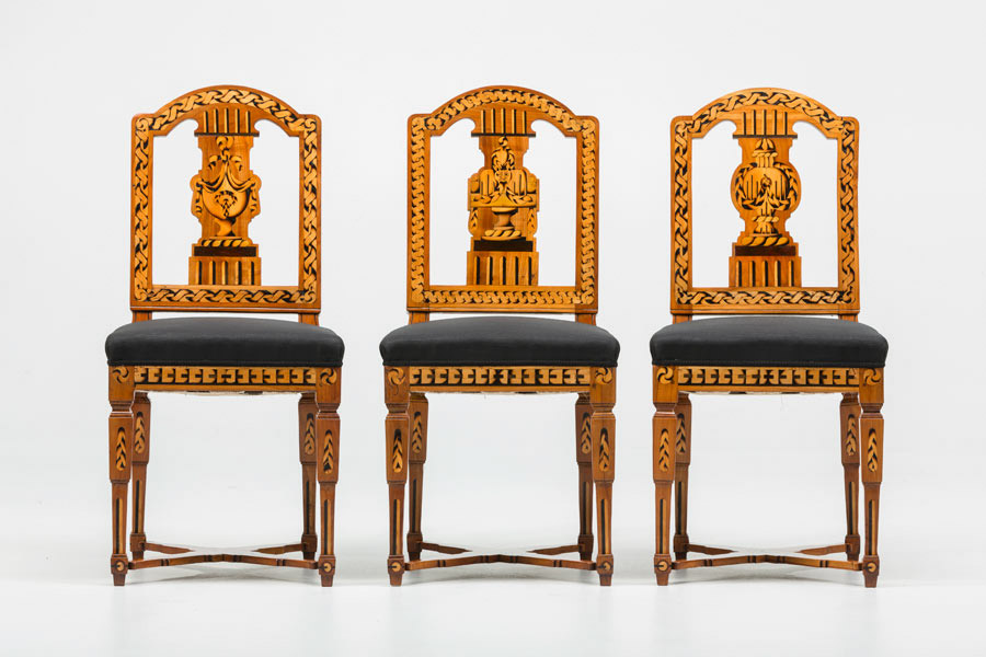 stilkunde louis seize 1770 1800 antike biedermeier m bel britsch. Black Bedroom Furniture Sets. Home Design Ideas