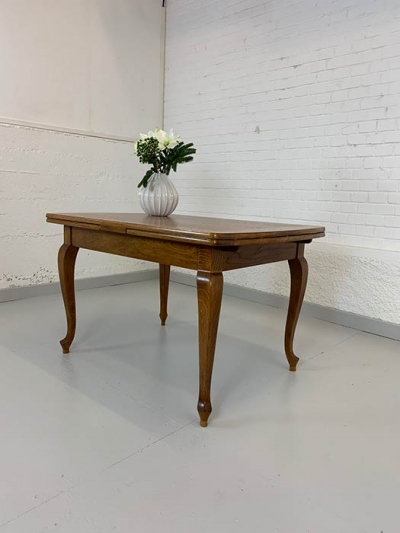 antiker Auszugtisch, Art déco