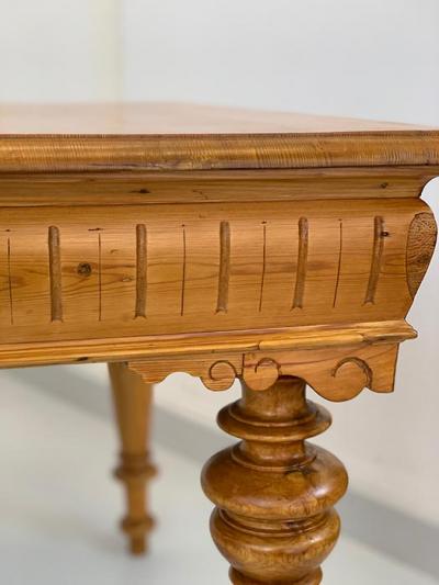 Auszugtisch, Gründerzeit