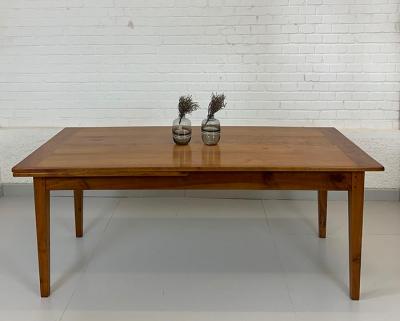 Auszugtisch, Frankreich, Biedermeier, um das Jahr 1820 gefertigt