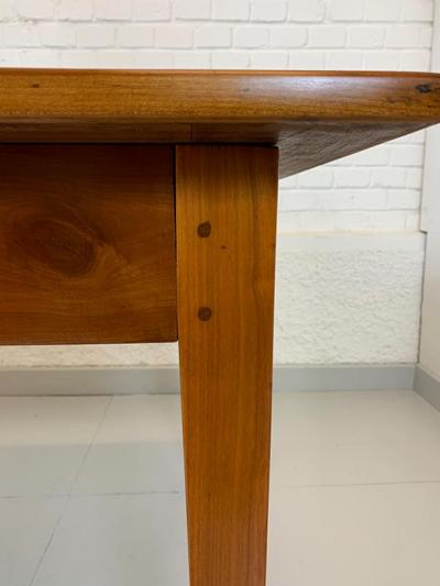 Auszugtisch, Frankreich, Kirschbaum