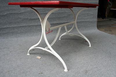 antiker Gartentisch
