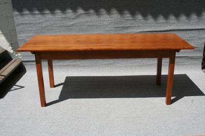 Original Tübinger Wirtshaustisch, Buche