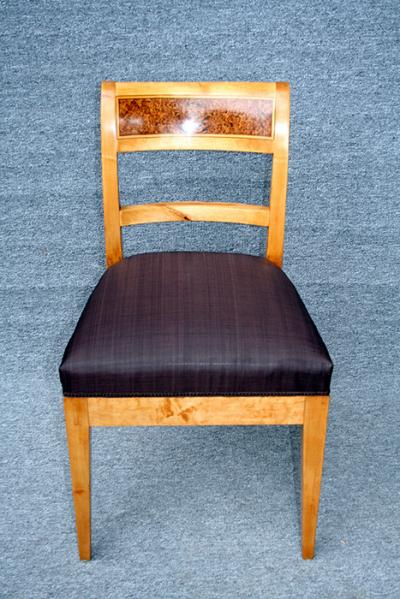 antike Stühle, Biedermeier