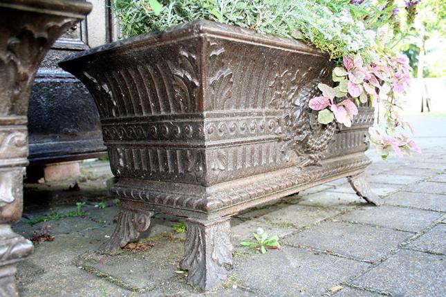 antike Jardinièren, Frankreich um 1850
