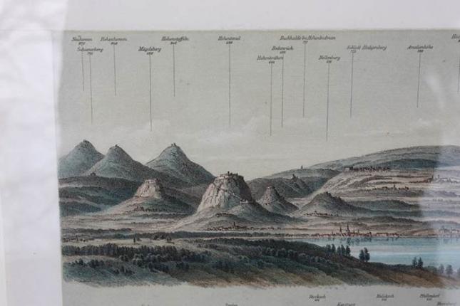 Lithografie Eberhard Emminger