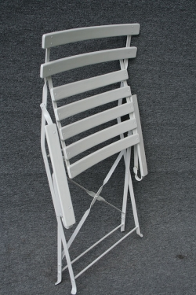 Garten-Armlehnstuhl, klappbar