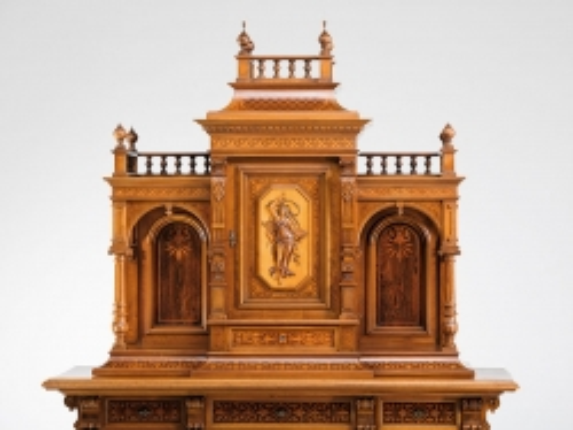 antiker Kabinettschrank, Maybach, Gründerzeit