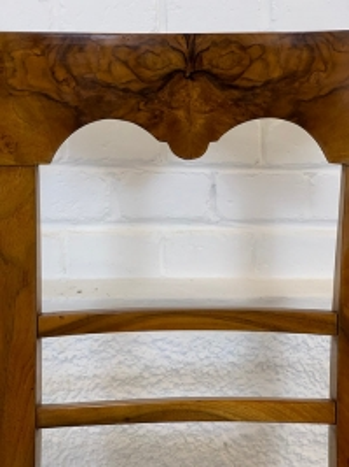 Paar Biedermeierstühle, restauriert