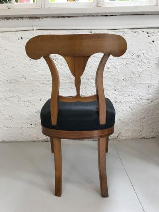 Paar Stühle, Biedermeierstil