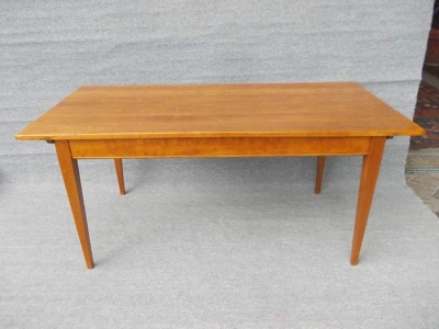 Tübinger Wirtshaustisch, Art déco, um 1930 gefertigt