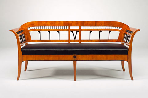 Biedermeier Sofa