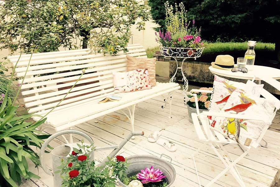 Genial Antike Gartenmöbel Bilder Von Wohndesign Dekoration