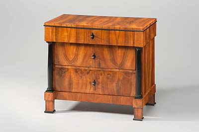 Kommode, Biedermeier